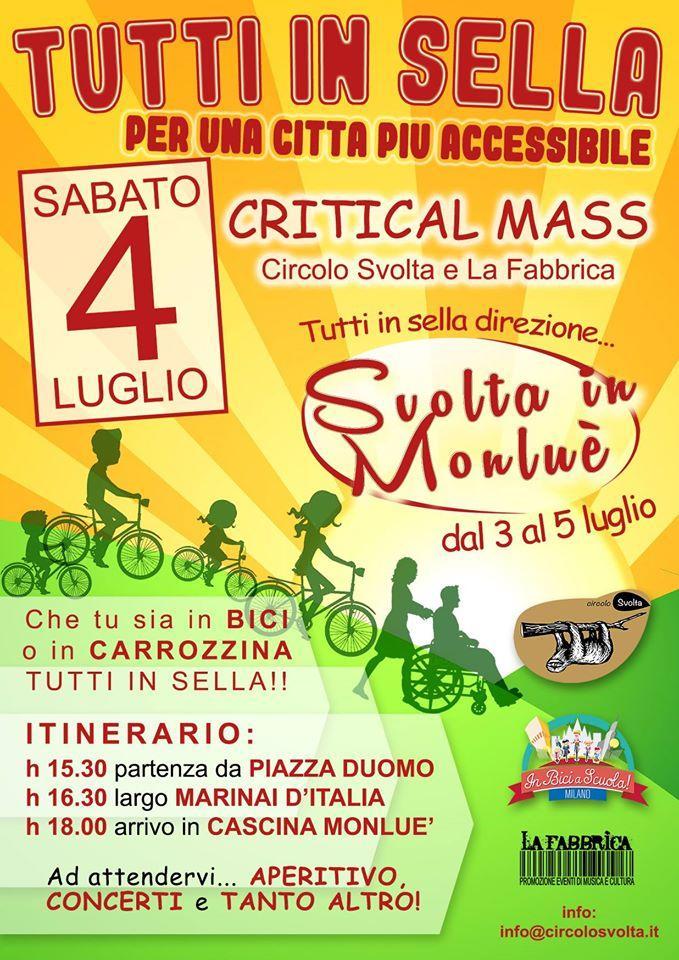Biciclettata Duomo-Monlué 4 luglio
