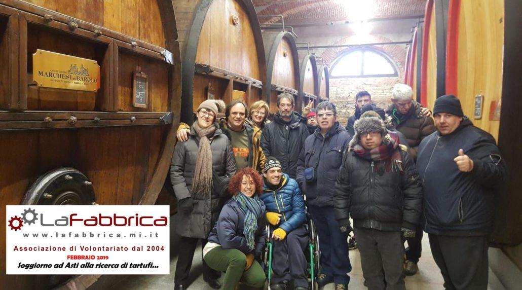 Soggiorno ad Asti alla ricerca di Tartufi Febbraio 2019